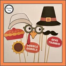 thanksgiving photo booth props thanksgiving photo booth props from growing play 2 growing play