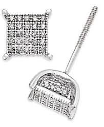 real diamond earrings for men diamond earrings for men shop diamond earrings for men macy s