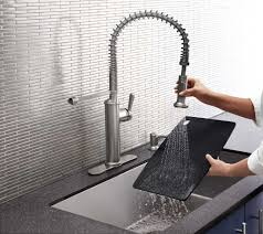 home depot faucets kitchen when it s time for a new kitchen faucet i turn to kohler