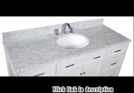Abbey 60 Inch Vanity 60 Bathroom Vanity Single Sink Youtube