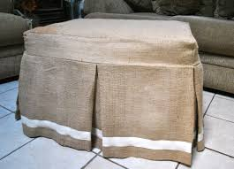 Oversized Armchair by Furniture Nice Ottoman Slipcover Designs Ever U2014 Gasbarroni Com