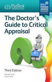the doctor u0027s guide to critical appraisal third edition amazon co