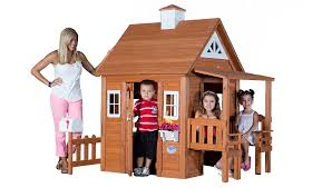 backyard discovery playhouses home outdoor decoration
