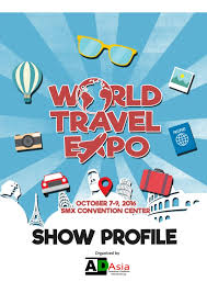 Travel Expo images World travel expo 2016 jpg