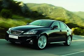 dark green lexus 2011 lexus is with minor facelift unveiled in europe comes with