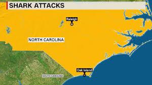 Florida Shark Attack Map by North Carolina Shark Attack Victim U0027i Didn U0027t See It Coming