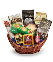 Snack Basket Delivery Super Sweet Snack Gift Basket At From You Flowers