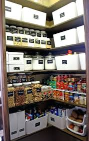 Best Storage Containers For Pantry - storage bins stackable sliding storage bins container image