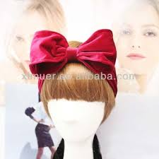 bow headbands trendy large colorful bow headbands for buy headbands