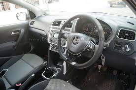 polo volkswagen interior 2014 vw cross polo facelift iab interior indian autos blog
