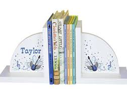Engraved Bookends Rock Bookends Etsy