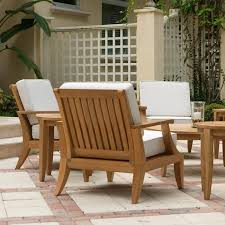 Teakwood Patio Furniture Chic Outdoor Teak Wood Furniture Outdoor Teak Furniture Faqs Teak