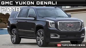 gmc yukon 2018 gmc yukon denali review rendered price specs release date