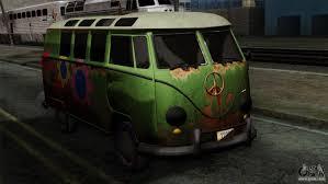 volkswagen minibus volkswagen microbus for gta san andreas