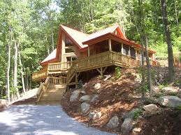 tye river overlook affordable overnight vacation cabin rental by