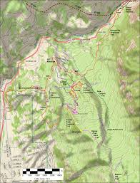 Map Of Provo Utah by Bonneville Shoreline South Provo Canyon