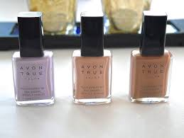 review avon true color multi benefit bb nail enamel reflection