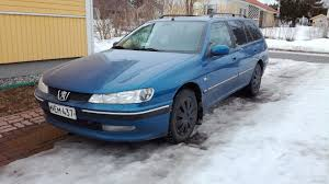 peugeot 406 sport 2 2 grw 5d station wagon 2002 used vehicle