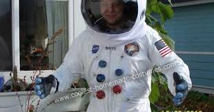 Halloween Astronaut Costume Epic Diy Apollo Astronaut Costume U0027ll Blow