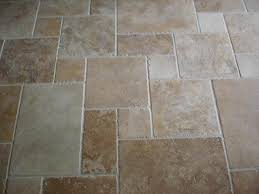 creative is travertine tile good for bathroom floors also