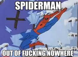 1960s Spiderman Meme - 60s spiderman e leventine