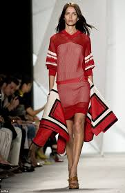 Nautical Theme Fashion - lacoste shows a nautical themed spring 2015 collection at nyfw