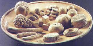 olympos la grèce antique alimentation