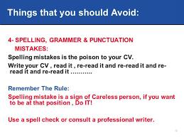 avoiding resume mistakes avoiding resume mistakes icdisc us