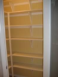 Kitchen Pantry Shelving by Pantry Shelves U0026 Corbels 10 13 08 Diy Pantry Pinterest