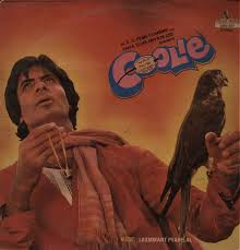 biography of movie coolie coolie movie posters india pinterest vintage bollywood