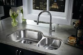 kitchen sink and faucet combinations kohler undermount stainless steel kitchen sinks kitchen sink and