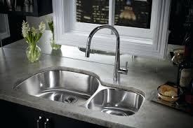 kitchen sink and faucet combo kohler undermount stainless steel kitchen sinks kitchen sink and