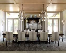 Transitional Dining Room With Porcelain Floors Ideas  Design - Transitional dining room