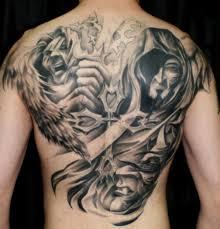 demons vs tattoos vs ink
