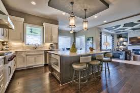 10 foot kitchen island clean classic design with a contemporary twist omaha magazine