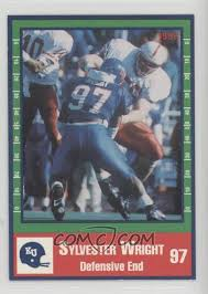 sylvester wright 1992 kansas jayhawks team issue base 97 sylvester wright