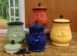 kitchen canister sets ceramic ceramic canister sets for kitchen ceramic kitchen canisters for