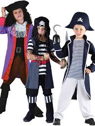 child halloween costumes uk boys pirate captain costume kids caribbean fancy dress child book