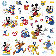 Mickey Mouse Clubhouse Bedroom Set 42 Mickey Mouse Clubhouse Wall Decals Mickey Mouse Clubhouse