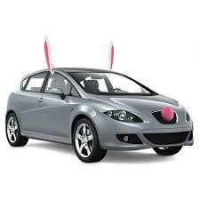 reindeer ears for car reindeer car costume set with jingle bells kovot