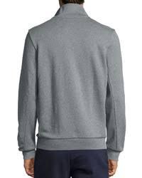 lacoste half zip melange knit sweatshirt navy where to buy u0026 how