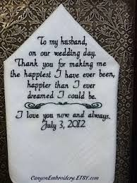 great wedding sayings best 25 wedding handkerchief ideas on gifts for