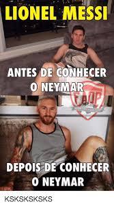Memes De Lionel Messi - lionel messi antes de conhecer oneymar depois de conhecer oneymar