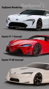 How Much Does The Toyota Ft1 Cost Supra Ft1 Renderings Post Them Here Supra Ft1 Forum