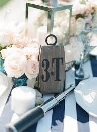 Nautical Table Decoration Ideas Nautical Wedding Centerpieces