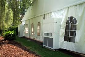 air conditioned tent rental hq tent air conditioning