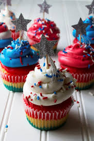 red white and blue patriotic cupcakes pack momma