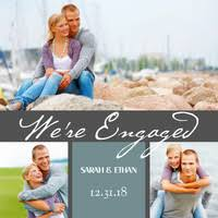 engagement announcements engagement announcements custom photo engagement cards mixbook