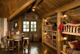 log homes interiors not your s cabin the bright and airy log and timber