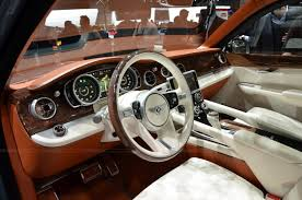 bentley suv 2015 interior bentley